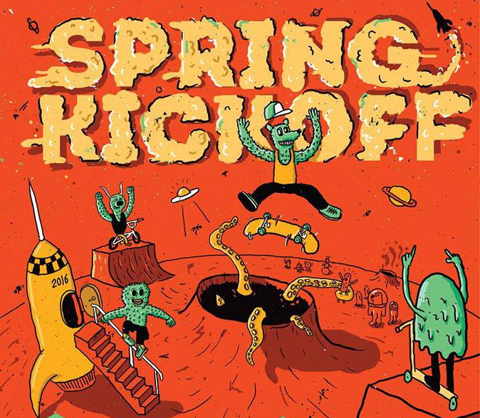 """""""SPRING KICKOFF '16"""" Monsterparkā aizvadīts labāk kā veiksmīgi"""