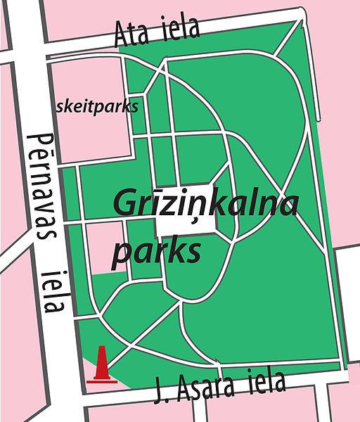 512px-Grizinkalns_park_Riga_map