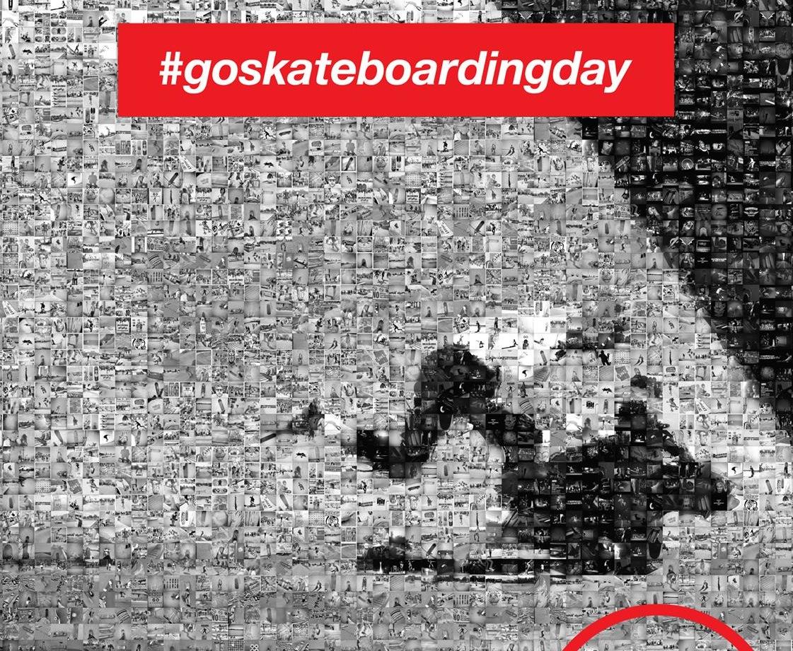 Go Skateboarding Day Rīgā