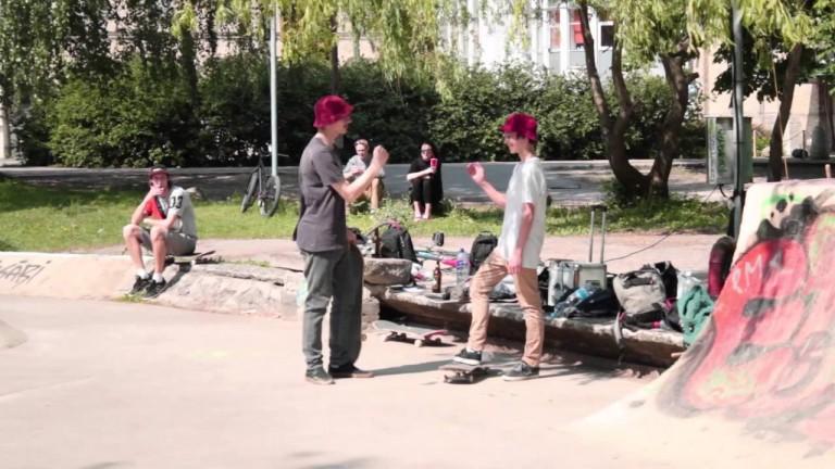 """""""Tikari VEF DIY"""" parka tīrīšanas sesija"""
