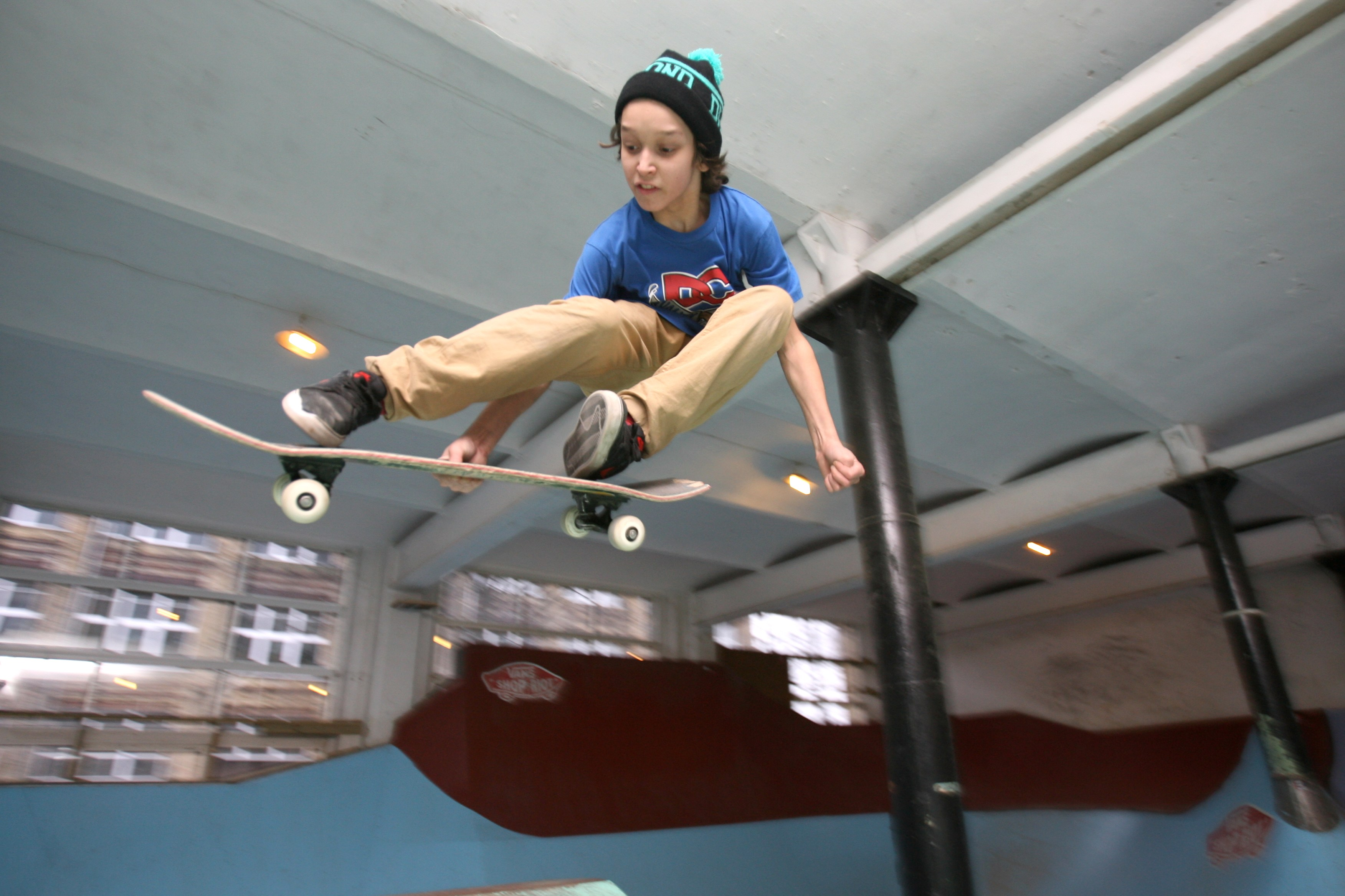 Clockwise Skateboard Tournament atklāts