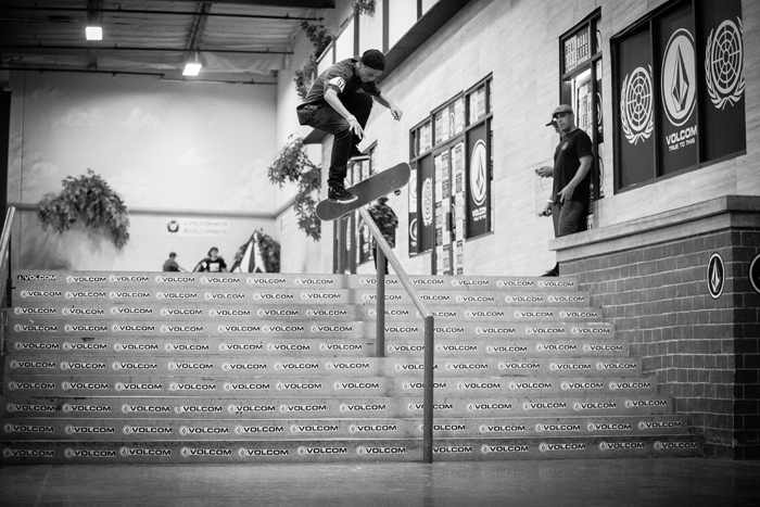 Volcom Wild In The Parks finals – The Berrics 2015